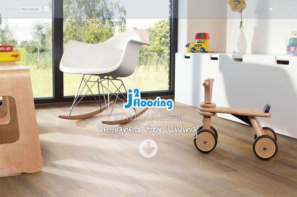 J2 screen | Website Design Southport by Leeming Design