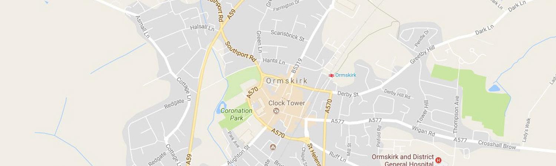 Website design in Ormskirk